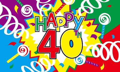Poruke i čestitke za 40. i 50.rodjendan